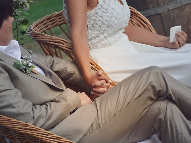 Le mariage de Marie Charlotte et Camille à Loubens, Gironde 20