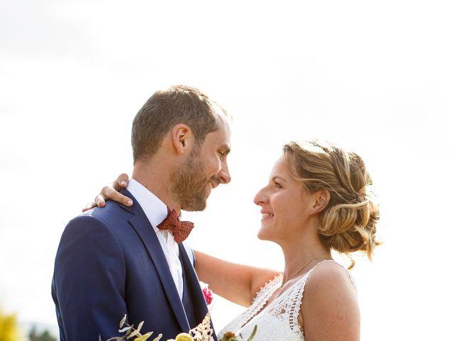 Le mariage de Benoît et Léa à Lacenas, Rhône 39