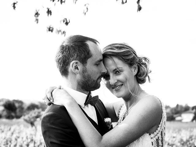 Le mariage de Benoît et Léa à Lacenas, Rhône 48