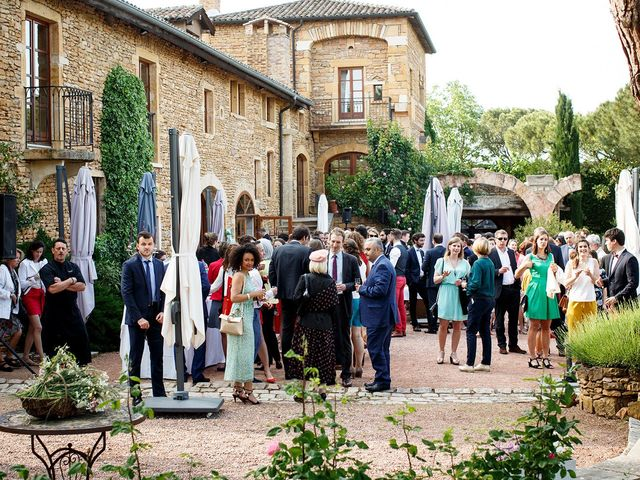 Le mariage de Benoît et Léa à Lacenas, Rhône 50