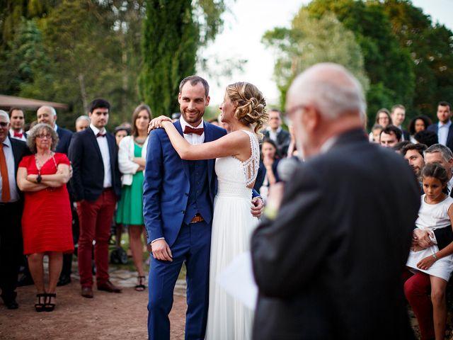 Le mariage de Benoît et Léa à Lacenas, Rhône 63