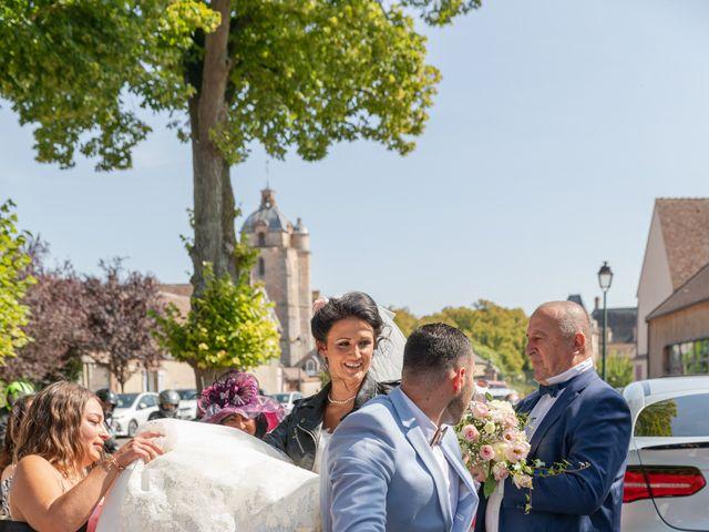 Le mariage de Franck et Jennifer à Le Boullay-Thierry, Eure-et-Loir 4