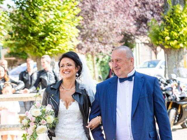 Le mariage de Franck et Jennifer à Le Boullay-Thierry, Eure-et-Loir 6
