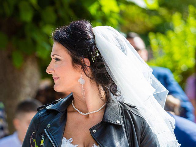 Le mariage de Franck et Jennifer à Le Boullay-Thierry, Eure-et-Loir 10