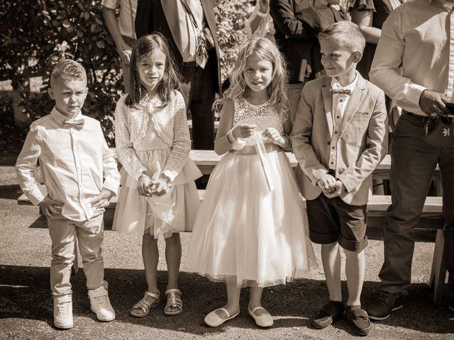 Le mariage de Franck et Jennifer à Le Boullay-Thierry, Eure-et-Loir 14