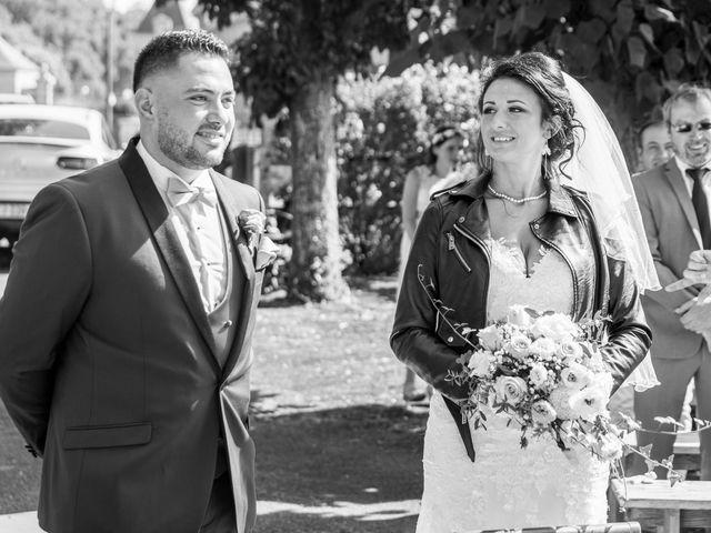Le mariage de Franck et Jennifer à Le Boullay-Thierry, Eure-et-Loir 16