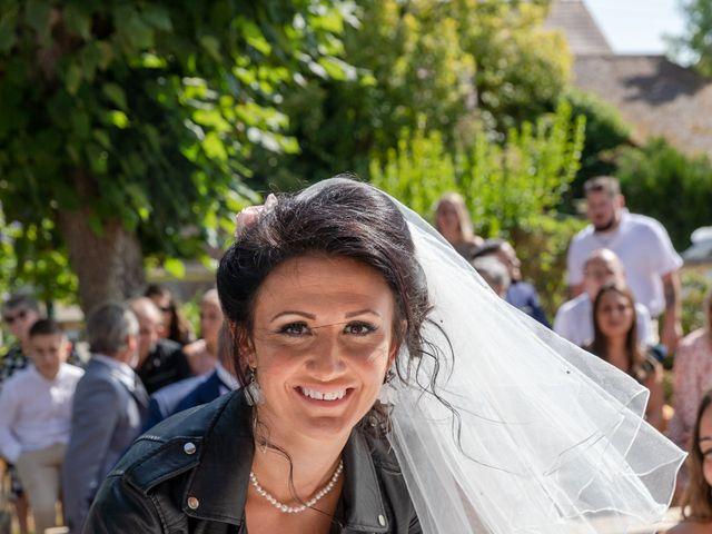 Le mariage de Franck et Jennifer à Le Boullay-Thierry, Eure-et-Loir 18