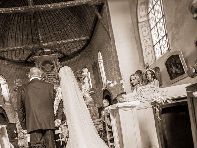Le mariage de Franck et Jennifer à Le Boullay-Thierry, Eure-et-Loir 33