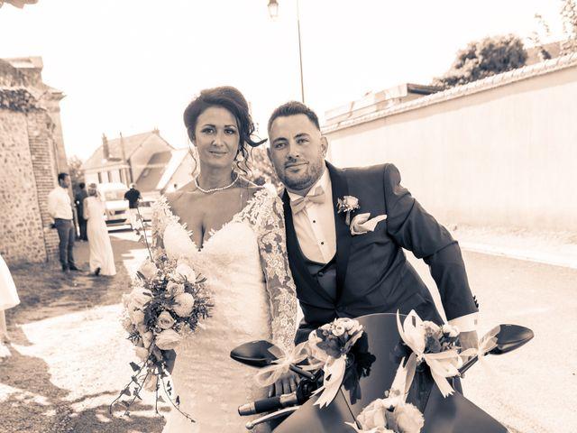 Le mariage de Franck et Jennifer à Le Boullay-Thierry, Eure-et-Loir 54