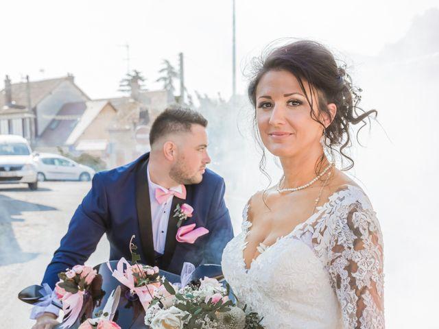 Le mariage de Franck et Jennifer à Le Boullay-Thierry, Eure-et-Loir 55