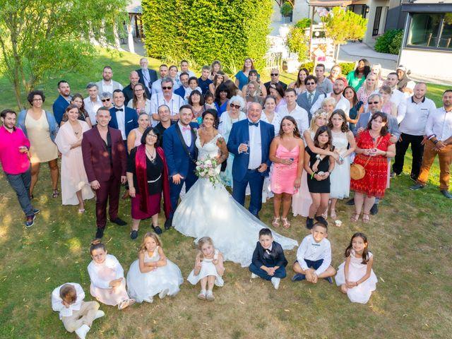 Le mariage de Franck et Jennifer à Le Boullay-Thierry, Eure-et-Loir 67