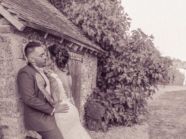 Le mariage de Franck et Jennifer à Le Boullay-Thierry, Eure-et-Loir 72