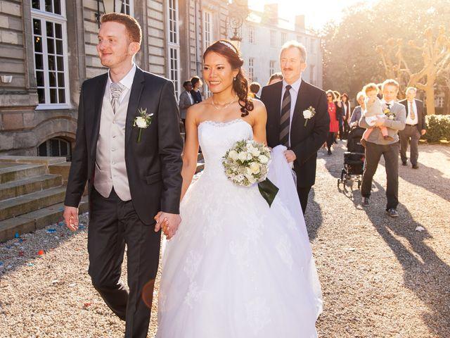Le mariage de Guillaume et Ya - Kotchapan à Couëron, Loire Atlantique 10