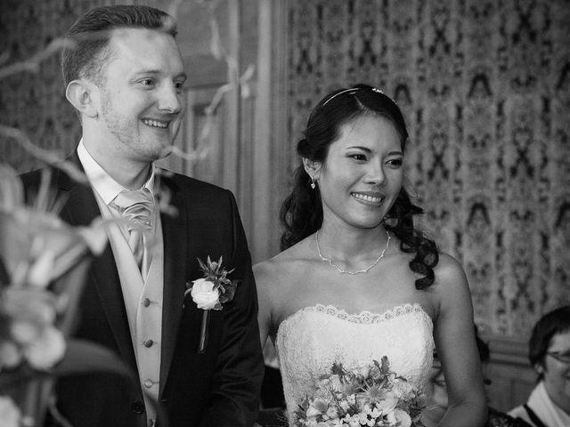 Le mariage de Guillaume et Ya - Kotchapan à Couëron, Loire Atlantique 12