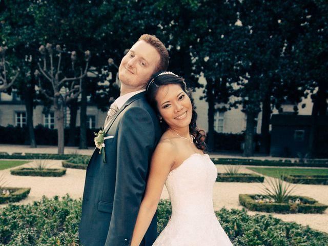 Le mariage de Ya - Kotchapan et Guillaume