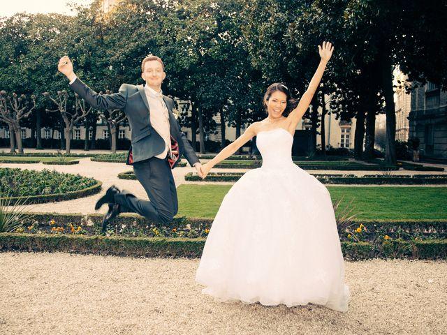 Le mariage de Guillaume et Ya - Kotchapan à Couëron, Loire Atlantique 22