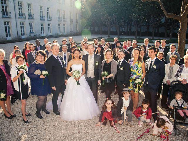 Le mariage de Guillaume et Ya - Kotchapan à Couëron, Loire Atlantique 31