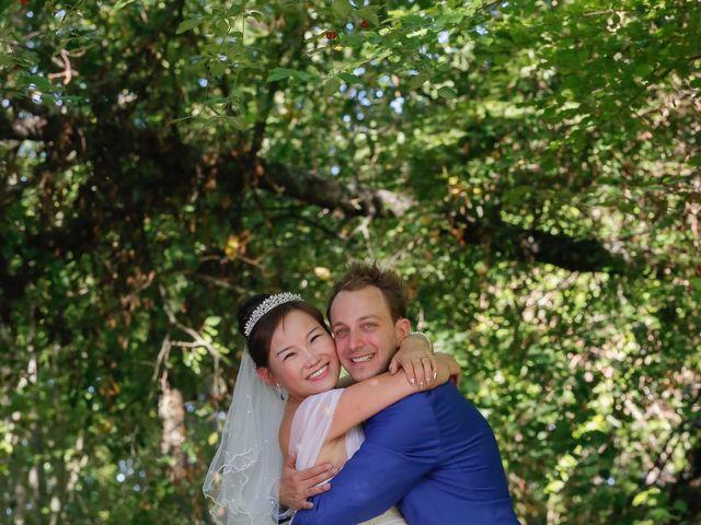 Le mariage de Damien et Baylag à Vignieu, Isère 3