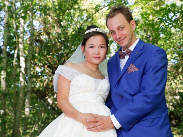 Le mariage de Baylag et Damien