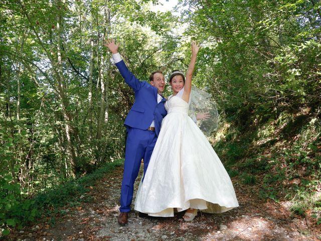 Le mariage de Damien et Baylag à Vignieu, Isère 2