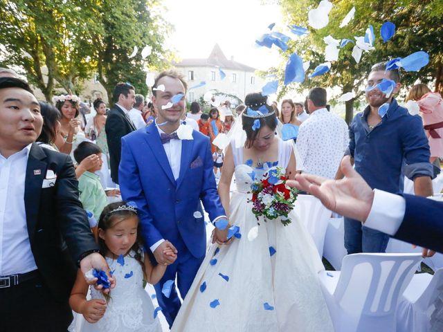 Le mariage de Damien et Baylag à Vignieu, Isère 19