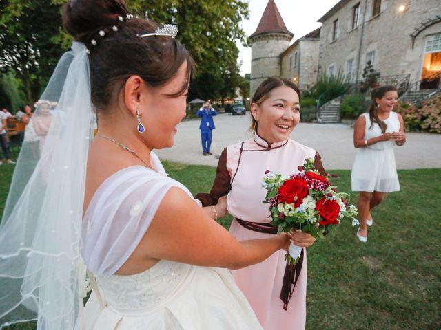 Le mariage de Damien et Baylag à Vignieu, Isère 24