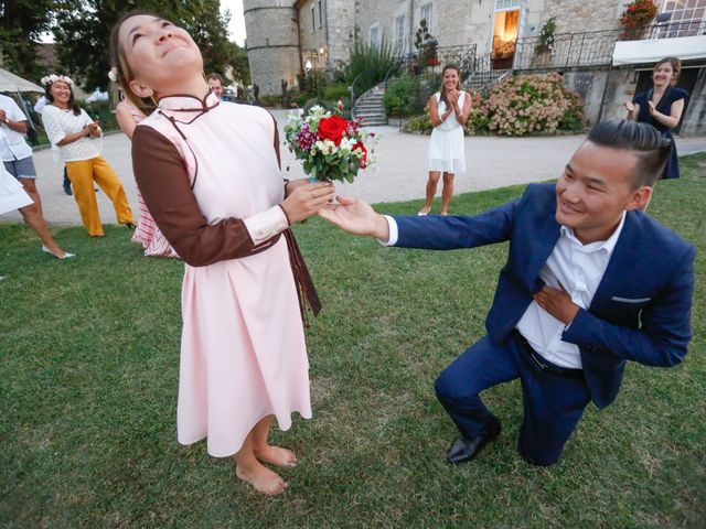 Le mariage de Damien et Baylag à Vignieu, Isère 25