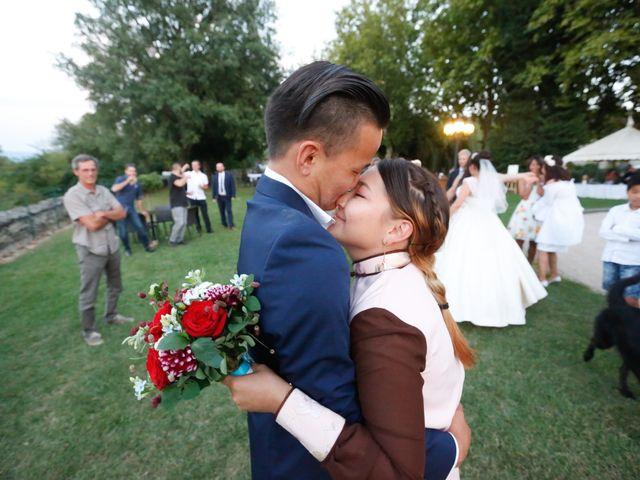 Le mariage de Damien et Baylag à Vignieu, Isère 27