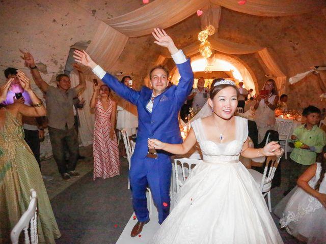 Le mariage de Damien et Baylag à Vignieu, Isère 29
