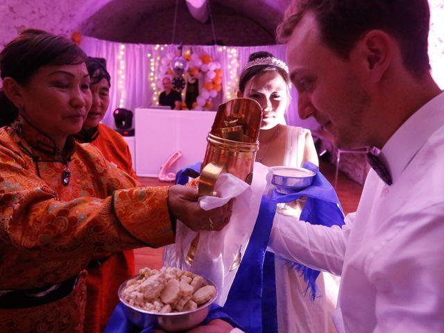 Le mariage de Damien et Baylag à Vignieu, Isère 30