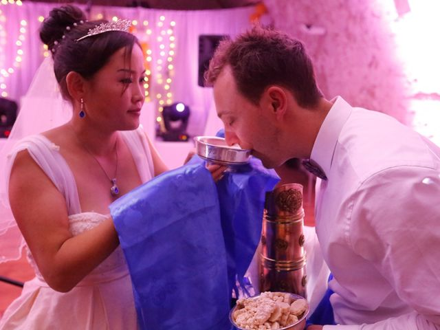 Le mariage de Damien et Baylag à Vignieu, Isère 31