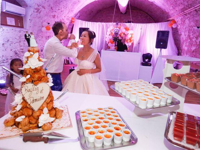 Le mariage de Damien et Baylag à Vignieu, Isère 32