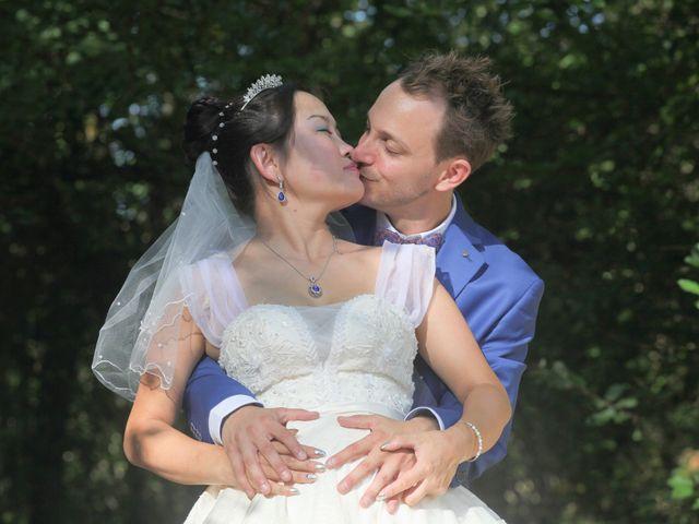 Le mariage de Damien et Baylag à Vignieu, Isère 33