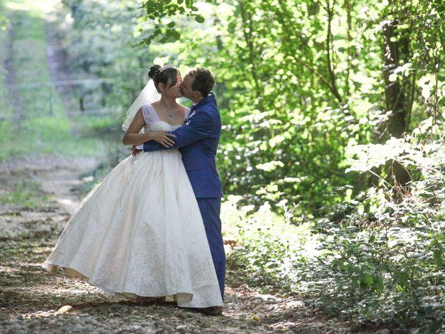 Le mariage de Damien et Baylag à Vignieu, Isère 34
