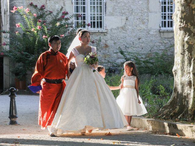 Le mariage de Damien et Baylag à Vignieu, Isère 39