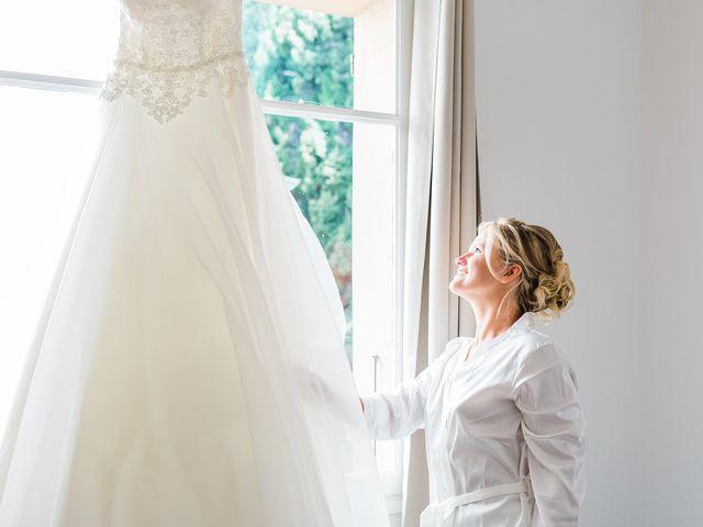 Le mariage de Pieter et Rietje à Saint-Tropez, Var 2