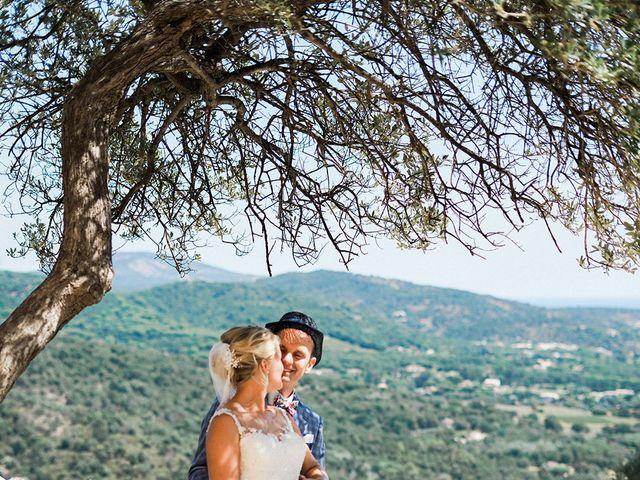 Le mariage de Pieter et Rietje à Saint-Tropez, Var 9