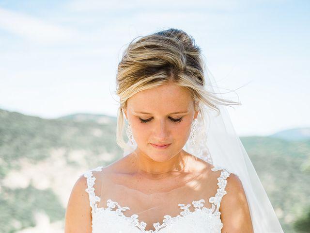Le mariage de Pieter et Rietje à Saint-Tropez, Var 14