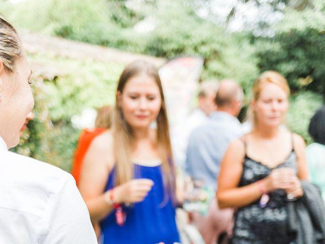 Le mariage de Pieter et Rietje à Saint-Tropez, Var 19