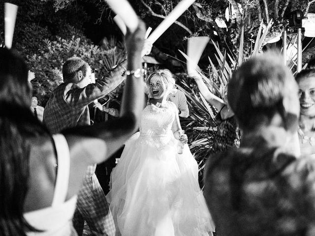 Le mariage de Pieter et Rietje à Saint-Tropez, Var 29