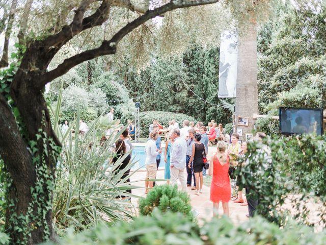 Le mariage de Pieter et Rietje à Saint-Tropez, Var 15