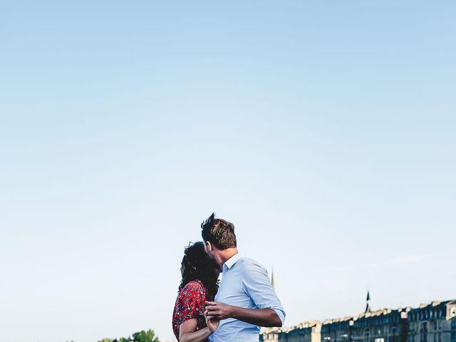 Le mariage de Thomas et Delphine à Bordeaux, Gironde 3