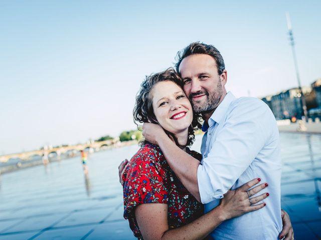 Le mariage de Thomas et Delphine à Bordeaux, Gironde 4