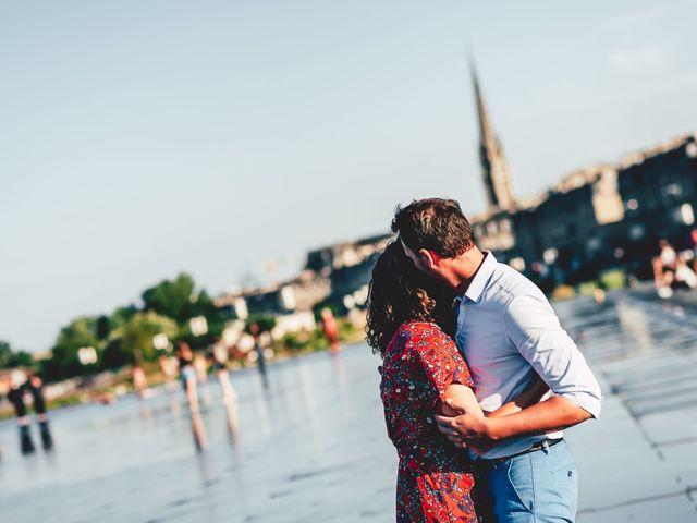 Le mariage de Thomas et Delphine à Bordeaux, Gironde 6