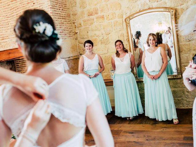 Le mariage de Thomas et Delphine à Bordeaux, Gironde 64