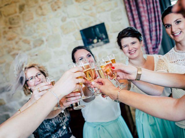 Le mariage de Thomas et Delphine à Bordeaux, Gironde 72