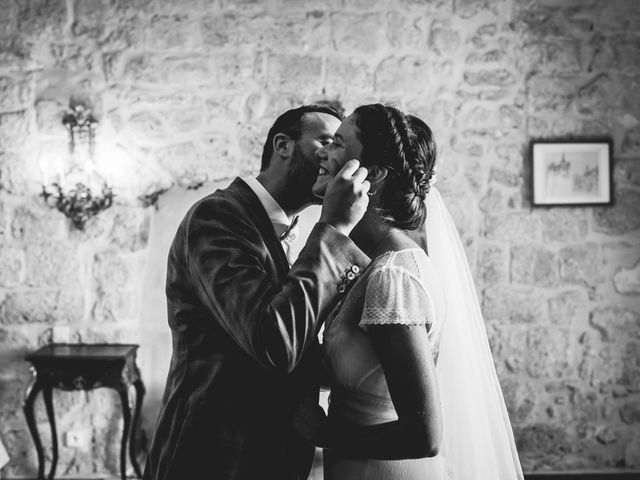Le mariage de Thomas et Delphine à Bordeaux, Gironde 79