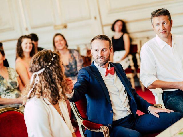 Le mariage de Thomas et Delphine à Bordeaux, Gironde 90