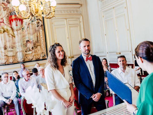 Le mariage de Thomas et Delphine à Bordeaux, Gironde 91