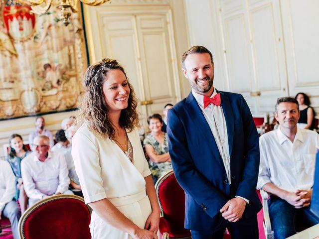 Le mariage de Thomas et Delphine à Bordeaux, Gironde 94